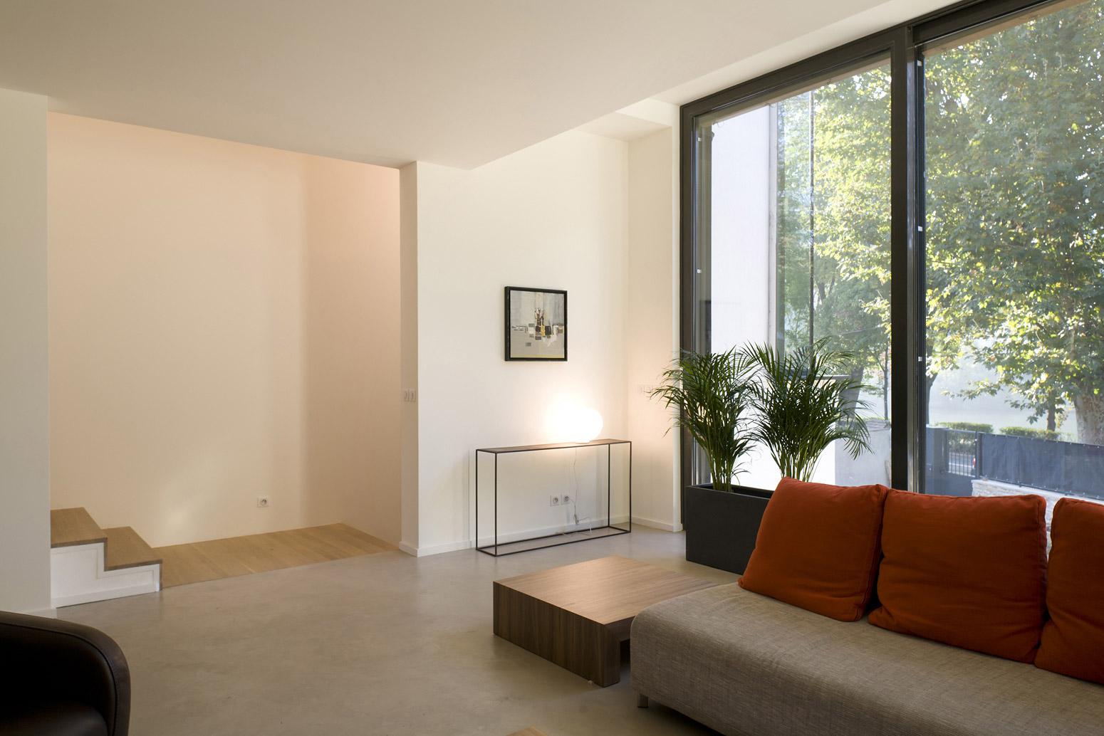 Architecture intérieure ABN - Jerome RICOLLEAUJerome RICOLLEAU