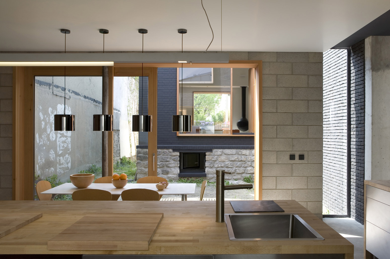 Architecture intérieure Maison Clone - Jerome RICOLLEAUJerome ...