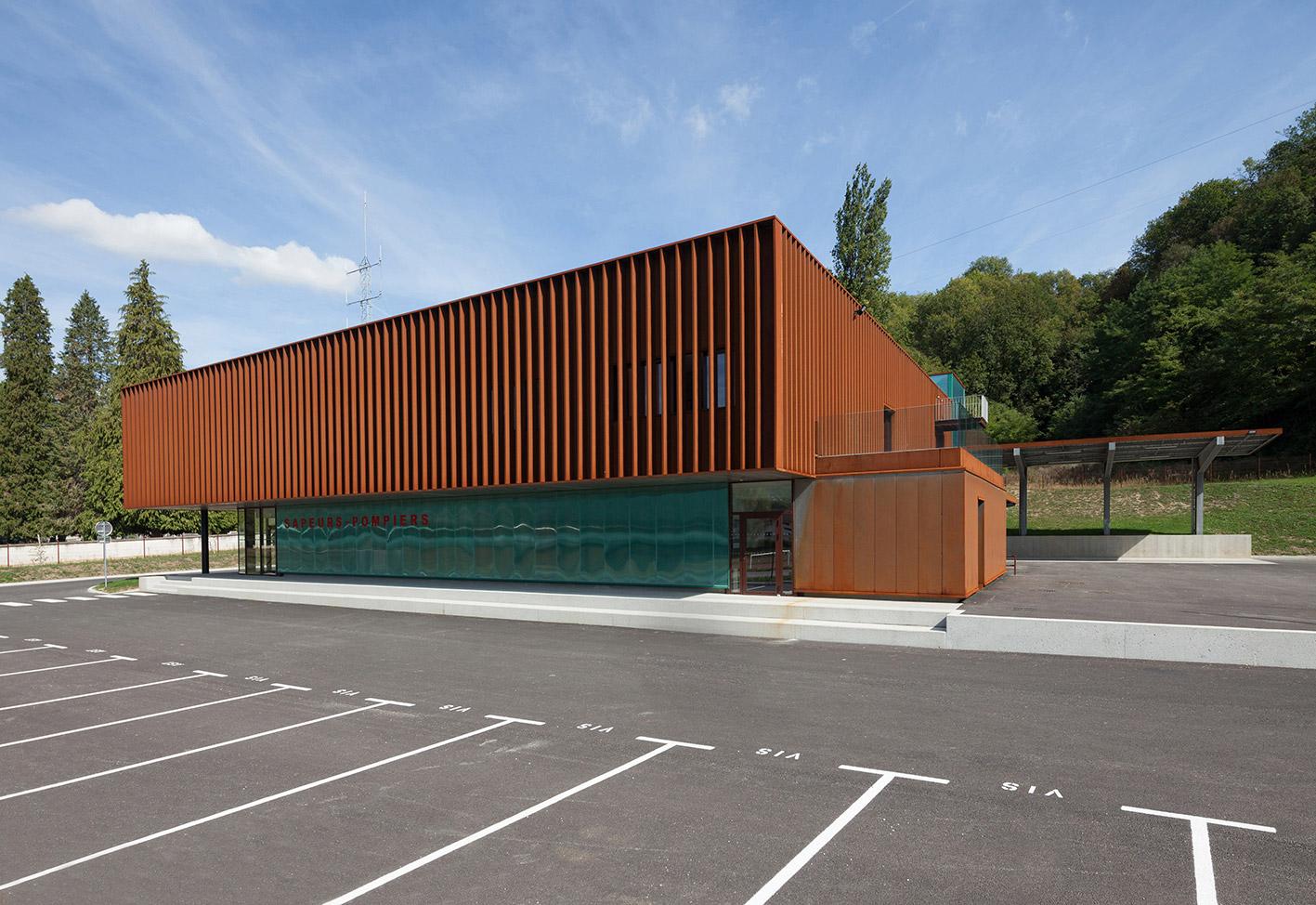 jerome-ricolleau-photographe-architecture-lyon-Composite-grenoble-sdis-caserne-pompiers-seyssel-4