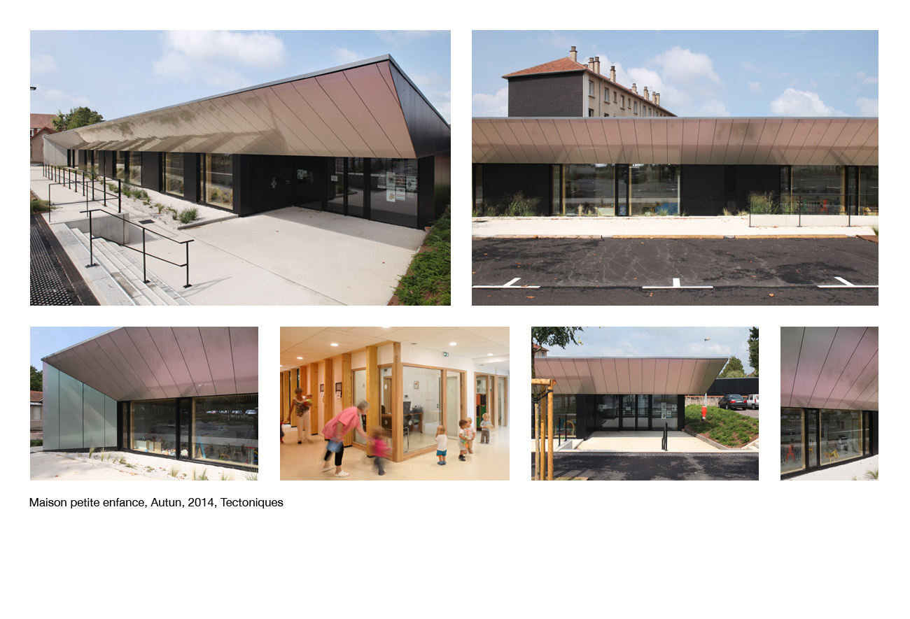 Jerome ricolleau photographe d 39 architecture jerome ricolleau pho - Architecture petite maison ...